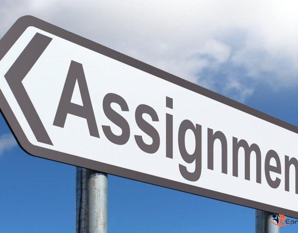 Assignment 1: NIPP