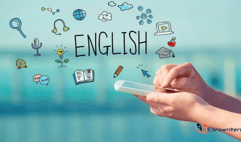 Topic Proposal and Research Paper: English